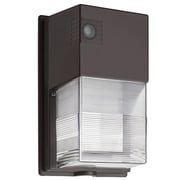 Lithonia Lighting Dusk to Dawn Integrated LED 1-Light Outdoor Flush Mount