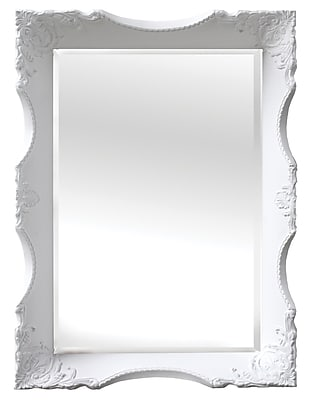 Selections by Chaumont Danielle Wall Mirror; Antique