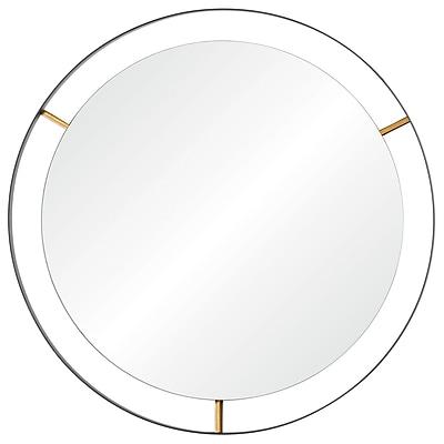 Rogue Decor Accent Wall Mirror; 20'' H
