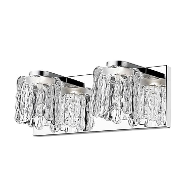 Z-Lite Tempest 2-Light LED Vanity Light