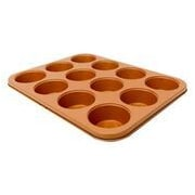 Gotham Steel Muffin Baking Pan Non-stick Ti Cerama