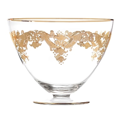 ClassicTouch Vivid Salad Bowl