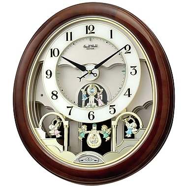 Rhythm Harmony of Love II Wall Clock