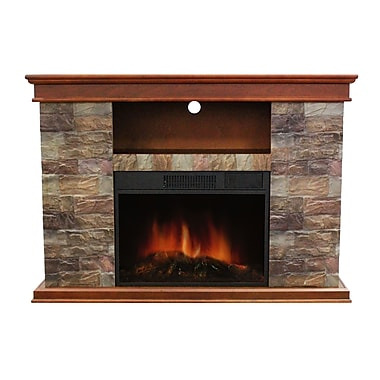 Stonegate Sanibel Electric Fireplace