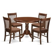 East West Hartland 5 Piece Dining Table