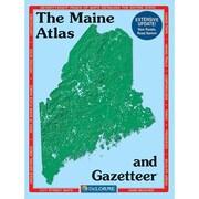 Universal Map Maine Atlas/Gazetteer