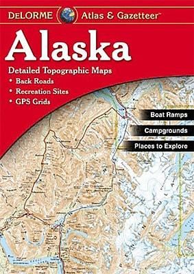 Universal Map Alaska Atlas/Gazetteer