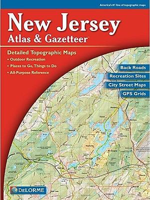 Universal Map New Jersey Atlas/Gazetteer