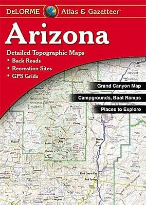Universal Map Arizona Atlas/Gazetteer