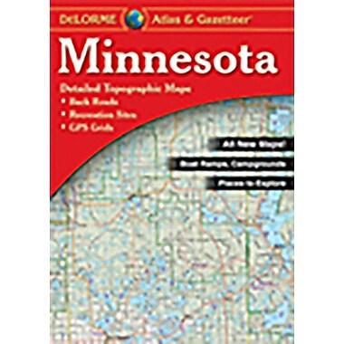 Universal Map Minnesota Atlas/Gazetteer