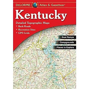 Universal Map Kentucky Atlas/Gazetteer