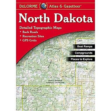 Universal Map North Dakota Atlas/Gazetteer