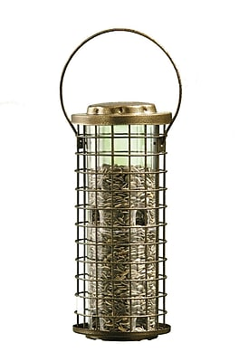Perky Pet Squirrel Stumper Tube Bird Feeder (WYF078277964846) photo