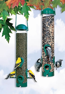 Perky Pet Sierra Tube Nyjer/Thistle Bird Feeder (WYF078277964865) photo