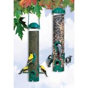 Perky Pet Sierra Tube Nyjer/Thistle Bird Feeder