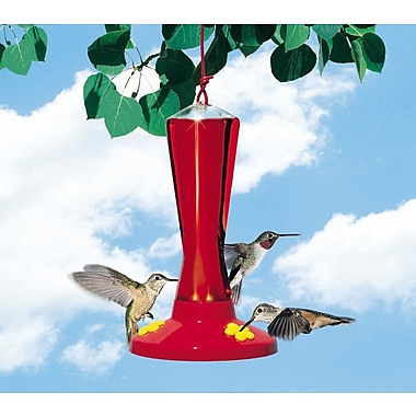 Perky Pet Three Station Hummingbird Feeder