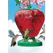 Perky Pet Strawberry Decorative Hummingbird Bird Feeder
