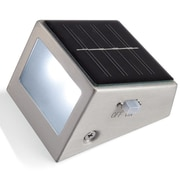 Pomegranate Solutions Solar 2-Light LED Step Lighting