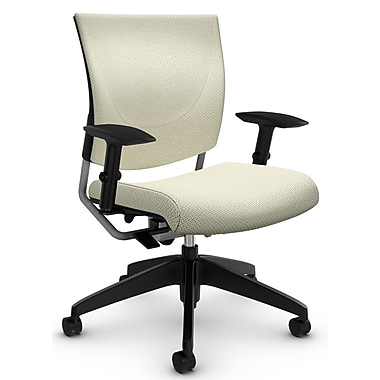 Graphic Med Back Posture Chair, Terrace