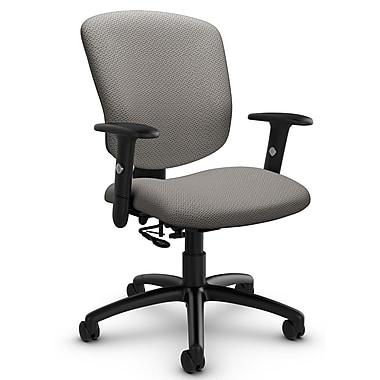 Supra-X MB Posture Task, 'Terrace - Cobble' Fabric, Grey