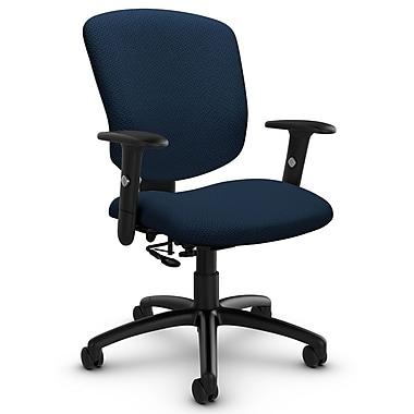 Supra-X MB Posture Task, 'Terrace - Twilight' Fabric, Blue