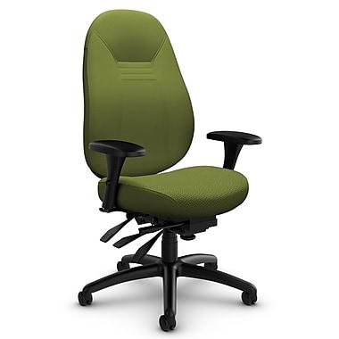 ObusForme Comfort MB Multi-Tilter, 'Terrace - Apple' Fabric, Green