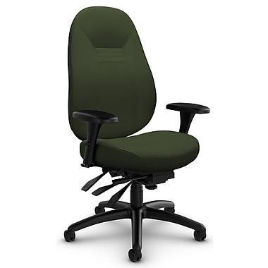 ObusForme Comfort MB Multi-Tilter, 'Terrace - WinterGreen' Fabric, Green