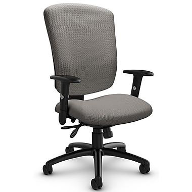 Supra-X HB Multi-Tilter, 'Terrace - Cobble' Fabric, Grey
