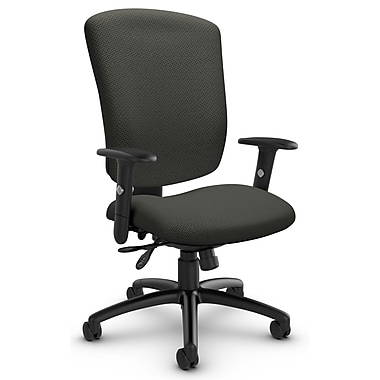 Supra-X HB Multi-Tilter, 'Terrace - Ironwork' Fabric, Grey