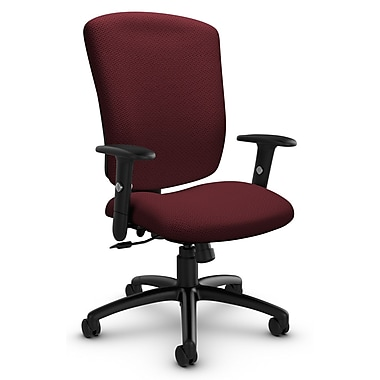 Supra-X HB Tilter, 'Terrace - Cerise' Fabric, Red