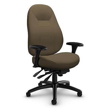 ObusForme Comfort MB Heavy Duty Multi-Tilter, 'Terrace - Haze' Fabric, Tan