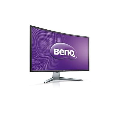 BenQ - Moniteur VA ACL à DEL EX3200R à écran courbe, 31,5 po, 1920 x 1080, 4 ms, 144 Hz