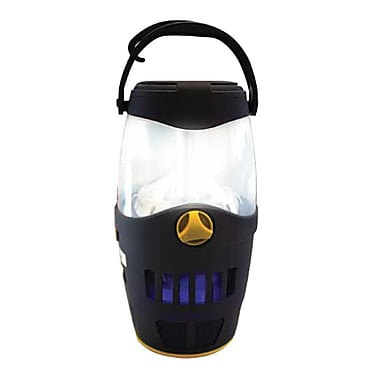 iGlow – Lampe à DEL anti moustiques UV pour l'extérieur avec bloc d'alimentation (12219)