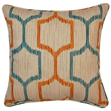 Creative Home Skyview Throw Pillow; Tuscan