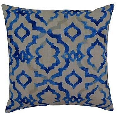 Creative Home Goodvibes Cotton Throw Pillow; Luna