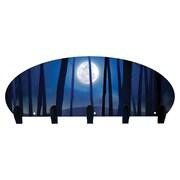 Next Innovations Blue Moon 5 Hook Coat Rack