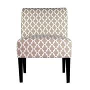 MJLFurniture Samantha Parsons Chair; Ecru