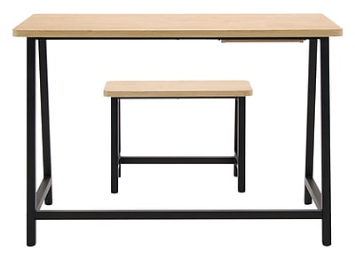 Offex 2 Piece Homeroom Writing Desk and