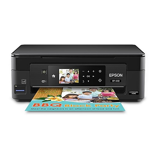 Expression Home Xp 440 Small In One Printer Staples