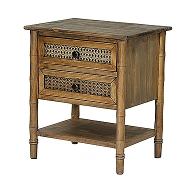 Heather Ann Wallace End Table