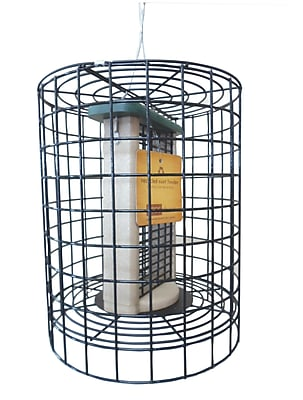 Birds Choice Double Suet Bird Feeder (WYF078279924510) photo
