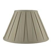 Urbanest Softback 12'' Faux Silk Empire Lamp Shade; Tan