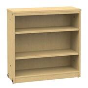 Marco Group Standard Bookcase; Fusion Maple/Fusion Maple