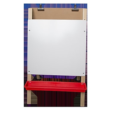 Flipside Products Crestline Child's Preschool Double Sided Board Easel