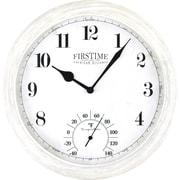 FirsTime Costa 10.5'' Outdoor Clock