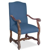 Tory Furniture Divine Catherine Arm Chair; Me Navy