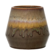 Bloomingville Flower Ceramic Pot Planter