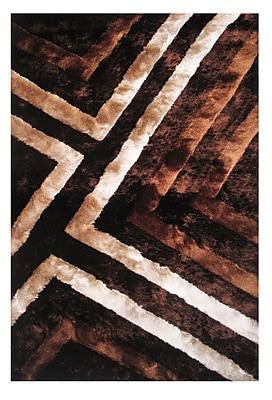 LA Rugs Dimension Shaggy Area Rug