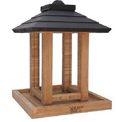 Nature's Way Gazebo Hopper Bird Feeder (WYF078278729821) photo