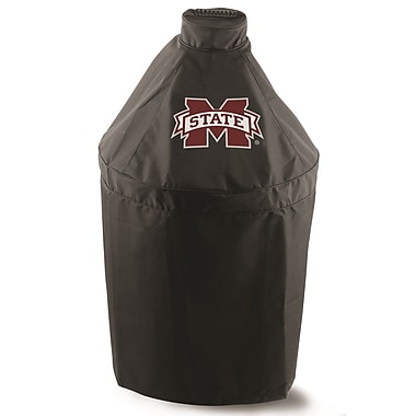 Holland Bar Stool Officially Licensed Kamado Style Grill Cover; Mississippi State